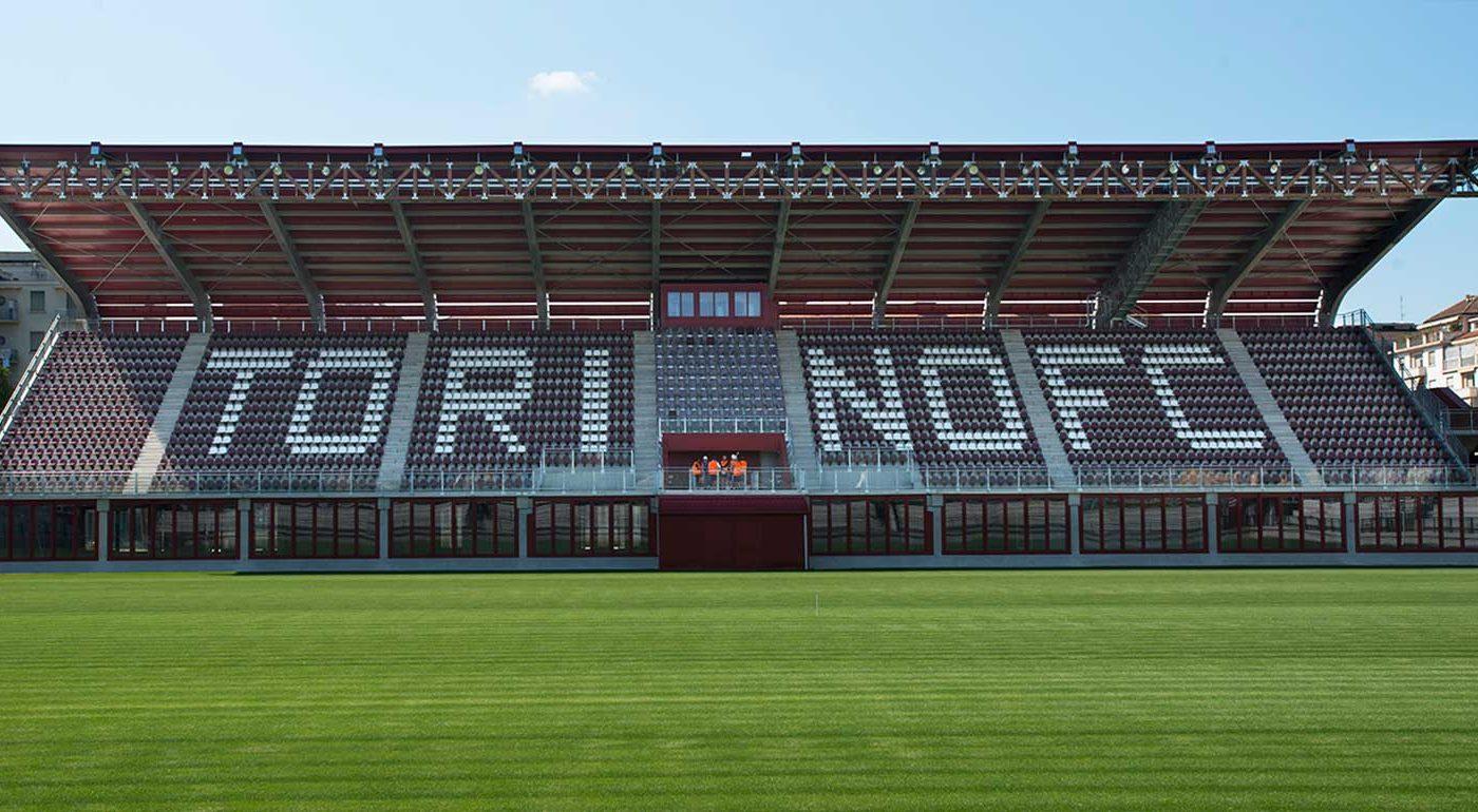 Nuovo Stadio Filadelfia Torino
