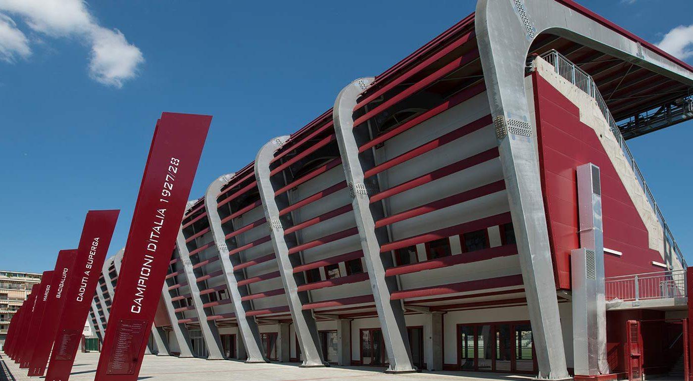 Stadio Filadelfia Torino - Progeco