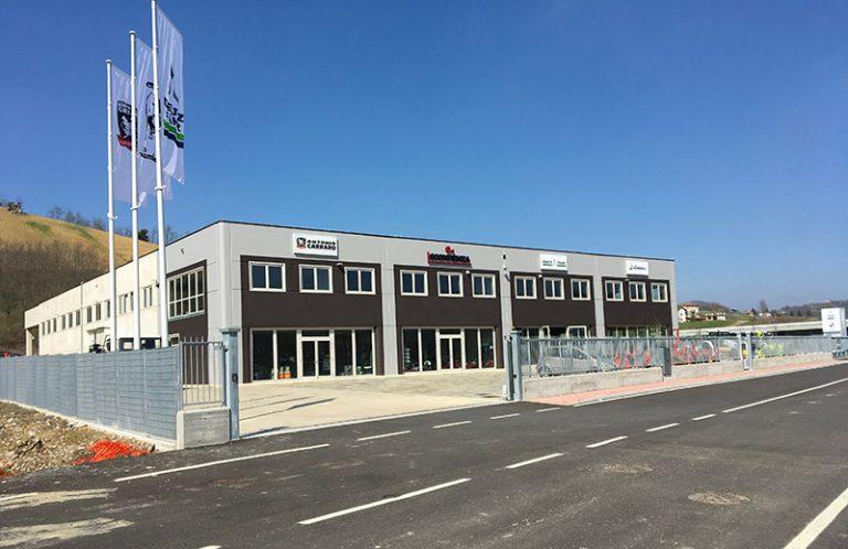 Realizzazione di nuovo capannone artigianale-commerciale - Mombercelli (AT)