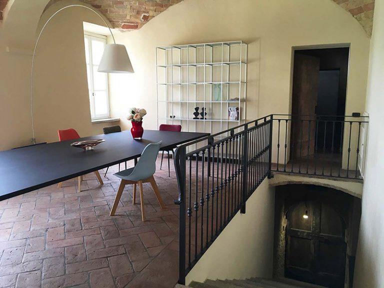 Restauro di edificio residenziale storico - Moncalvo (AT)