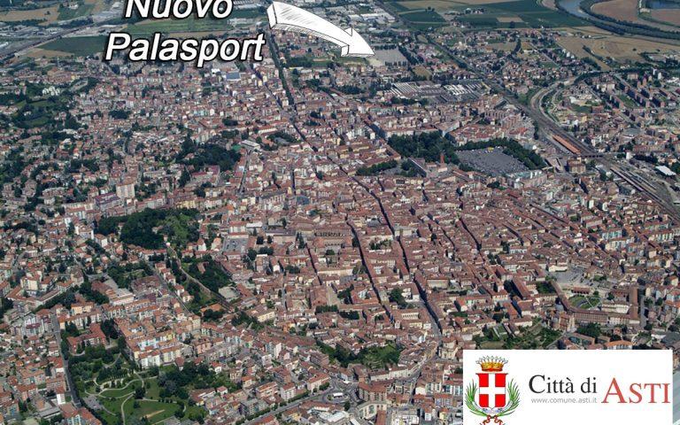 Progeco realizzerà la progettazione definitiva ed esecutiva del Nuovo Palasport di Asti
