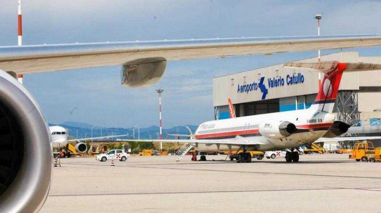 """Aeroporto """"V. Catullo"""" di Verona"""